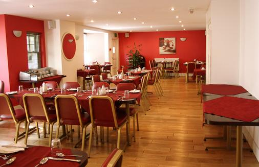 Savoy Court Hotel - Eastbourne - Dining room