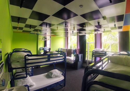 The Flying Pig Uptown Hostel 29 9 4 Amsterdam Hotel Deals Reviews Kayak