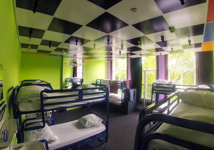 The Flying Pig Uptown Hostel 1 193 8 1 3 0 Amsterdam Hotel Deals Reviews Kayak