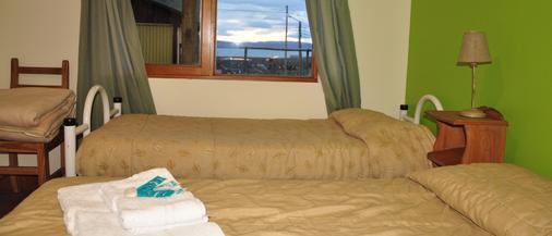 Hostel I Keu Ken - El Calafate - Makuuhuone