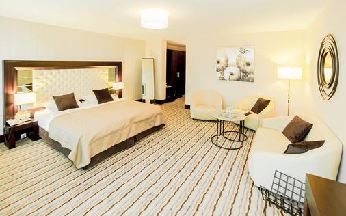 Hotel am Hopfensee - Füssen - Bedroom