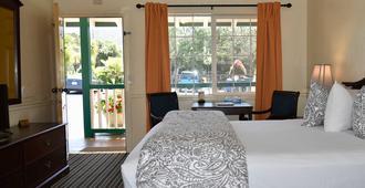 Monterey Pines Inn - מונטריי - חדר שינה