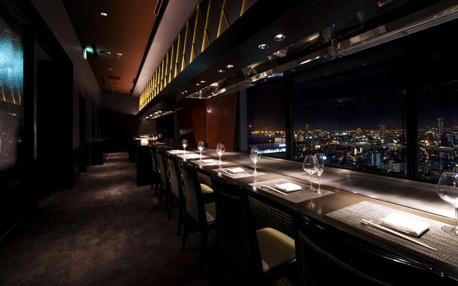 Hotel Monterey Grasmere Osaka - Οσάκα - Bar