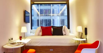 citizenM New York Times Square - New York - Camera da letto
