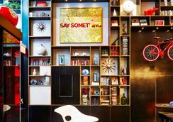 citizenM New York Times Square - Nueva York - Lobby