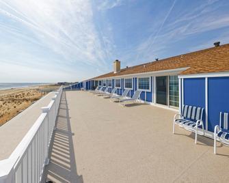 Atlantic View Hotel - Dewey Beach - Terasa
