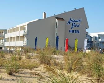 Atlantic View Hotel - Dewey Beach - Building