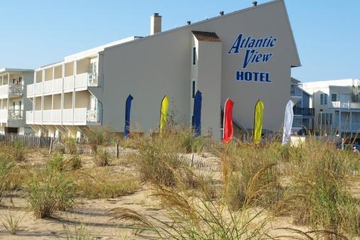 Atlantic View Hotel - Dewey Beach - Building