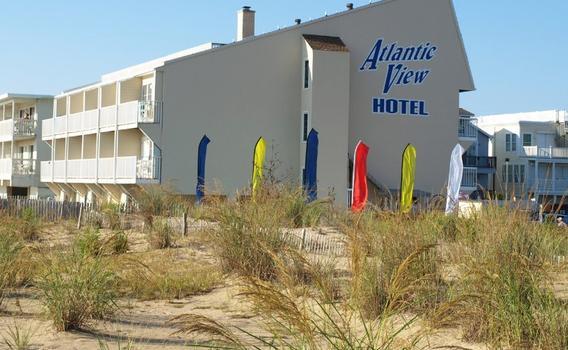 Atlantic View Hotel 102 1 4 7 Dewey Beach Hotel Deals