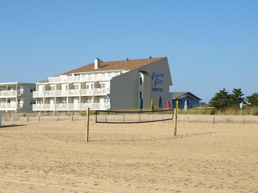 Atlantic View Hotel - Dewey Beach - Beach