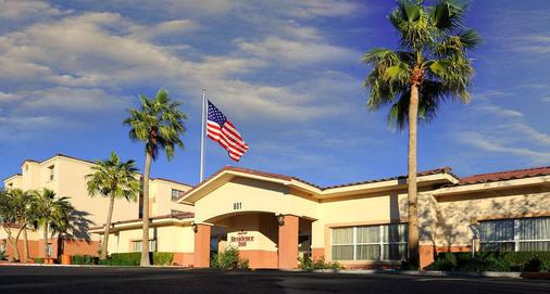Residence Inn by Marriott Phoenix Airport - Phoenix - Toà nhà