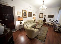 Suite Argentina - Rome - Living room