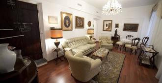 Suite Argentina - Roma - Sala de estar
