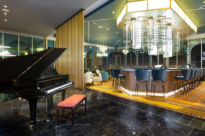 Gran Hotel Costa Rica, Curio Collection by Hilton - Σαν Χοσέ - Bar