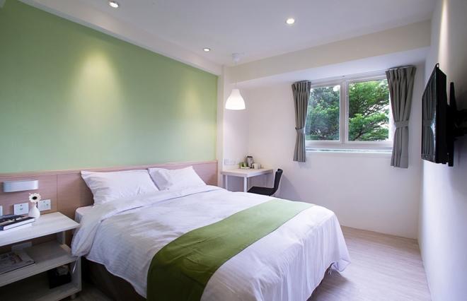 Green Hotel-Fengjia - Taichung - Habitación