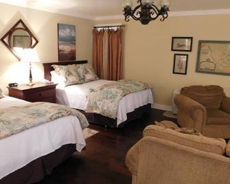 Rainbow Courts Motel - Rockdale - Schlafzimmer