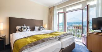 Seeburg Swiss Quality Hotel - Lucerne - Bedroom