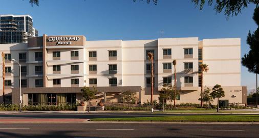 聖安娜奧蘭治萬怡酒店 - 聖塔安娜 - 聖安娜 - 建築