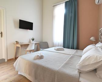 Agora Residence - Chios - Schlafzimmer