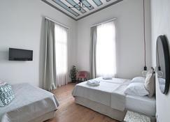 阿古拉住宅飯店 - 希俄斯 - 臥室