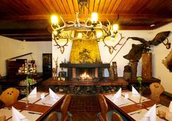 Hotel Forsthaus Damerow - Koserow - Restaurant
