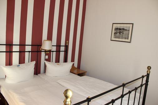 Hotel Weisses Schloss - Heringsdorf - Κρεβατοκάμαρα