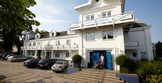 Hotel Residenz - Heringsdorf - Κτίριο