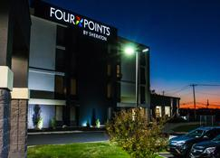 Four Points by Sheraton Allentown Lehigh Valley - Allentown - Building