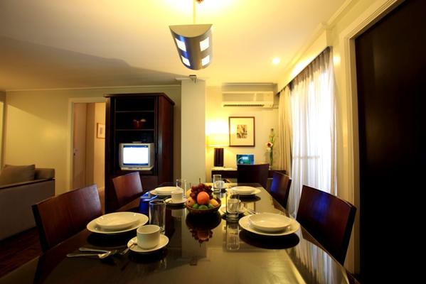 Sunny Bay Suites - Manila - Dining room
