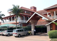 Airport View Hotel - Entebbe - Rakennus