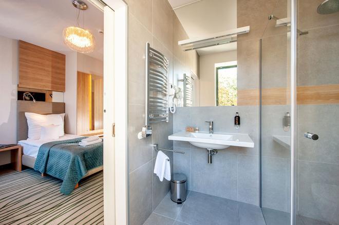 Plaza Boutique Hotel - Krakow - Phòng tắm