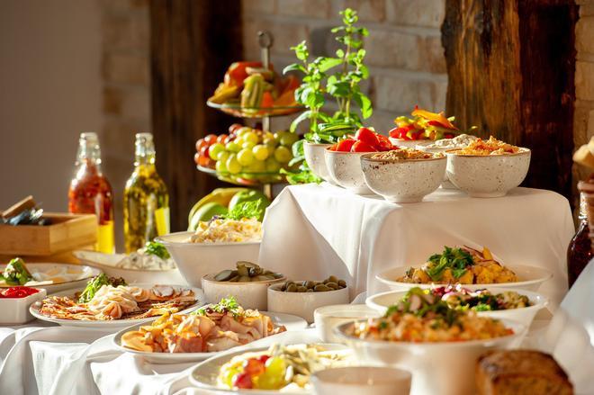Plaza Boutique Hotel - Krakow - Thức ăn