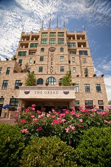 The Oread - Lawrence - Κτίριο