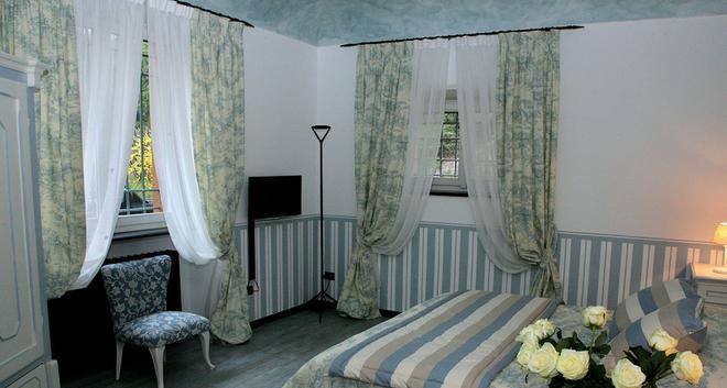 Il Montesino bed and breakfast - Albavilla - Bedroom