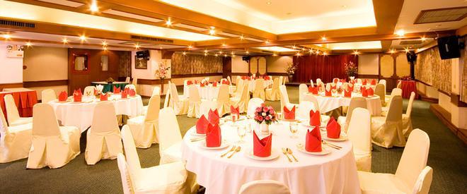 西隆富麗華酒店 - 曼谷 - 宴會廳