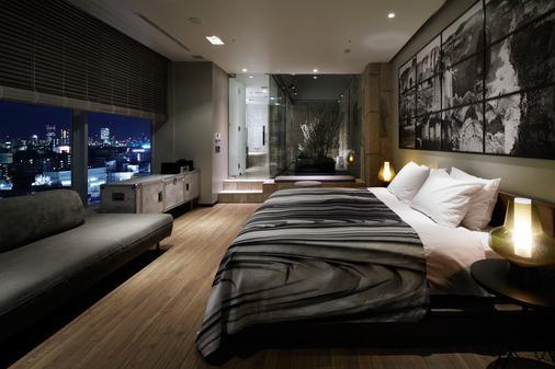 新宿格蘭貝爾飯店 - 東京 - 臥室