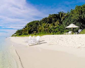 Island Vista Inn - Ukulhas - Beach