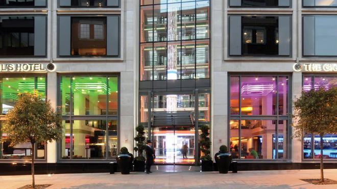 Grange St Pauls - Λονδίνο - Κτίριο