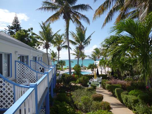 Sibonné Beach Hotel - Провиденсиалис - Балкон