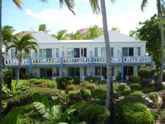 Sibonné Beach Hotel - Провиденсиалис - Здание