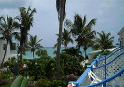 Sibonné Beach Hotel - Providenciales - Outdoor view