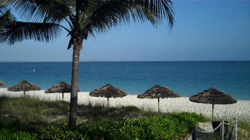 Sibonne Beach Hotel - Providenciales - Spiaggia