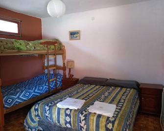 Loma Tika - Tilcara Hostel - Tilcara - Спальня