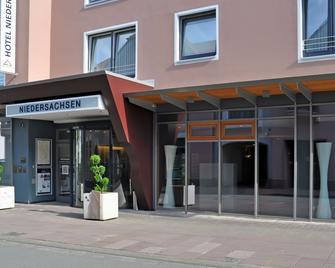 Ringhotel Niedersachsen - Höxter - Gebouw