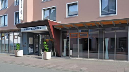 Ringhotel Niedersachsen - Höxter - Gebäude