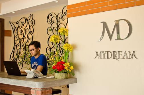 Mydream Homestay - Ipoh - Front desk