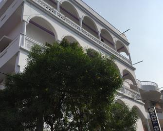 Rahul Guest House - Bodh Gaya - Building