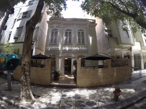 1900 Hotel - Rio de Janeiro - Toà nhà