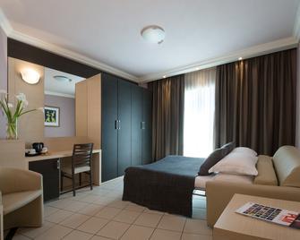 CDH My One Hotel La Spezia - La Spezia - Κρεβατοκάμαρα