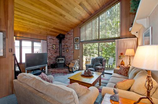 Austria Hof Lodge - Mammoth Lakes - Olohuone